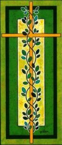Green banner ordinary time