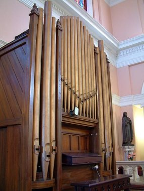 St Francis Organ