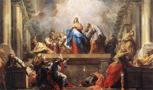 Pentecost_Restout