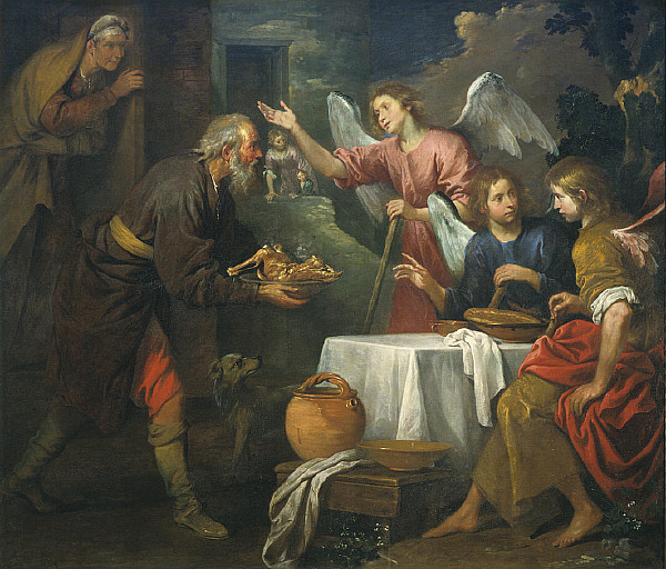 Giovanni_Andrea_de_Ferrari_Abraham_and_the_Three_Angels