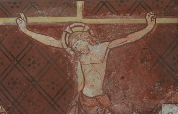 crucifixion-peace