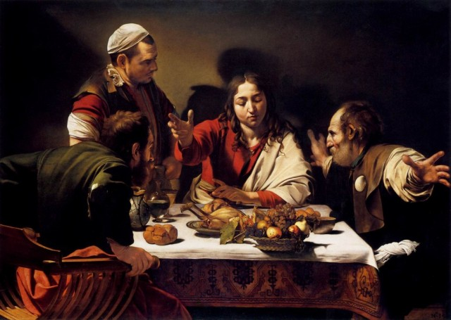 Supper-at-Emmaus-Caravaggio