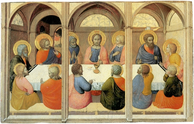 Corpus_Christi3_Institution-of-the-eucharist--Sassetta--Siena_Pinacoteca