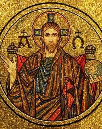 Christ Pantocrator King