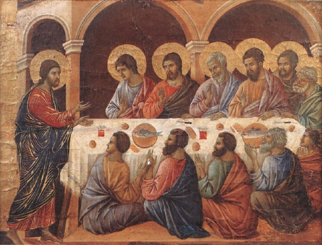 duccio_apostles_at_table_eastertide