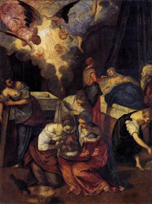 Jacopo_Tintoretto_Birth_of_St_John_the_Baptist_Nativity