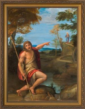 John Baptist Gaudete2